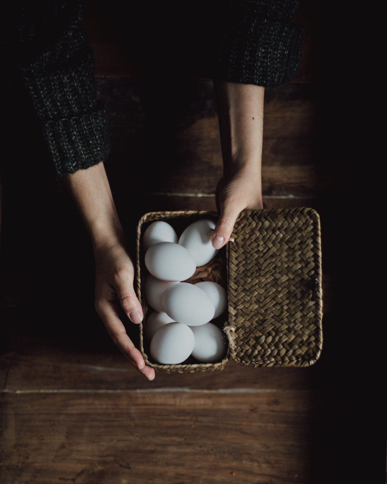 How to get really rich - put all eggs in one basket